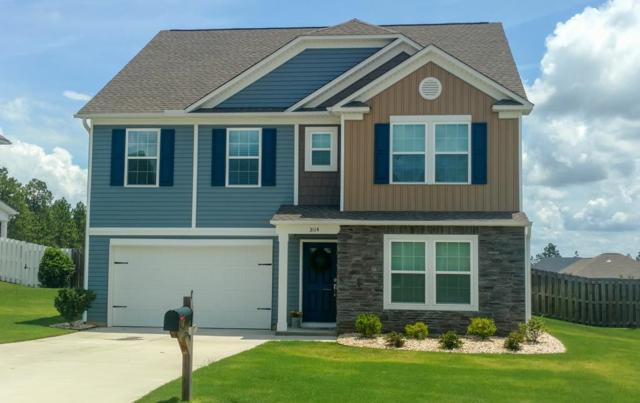 3114 Kissing Creek Run, Graniteville, SC 29829 (MLS #429549) :: Shannon Rollings Real Estate