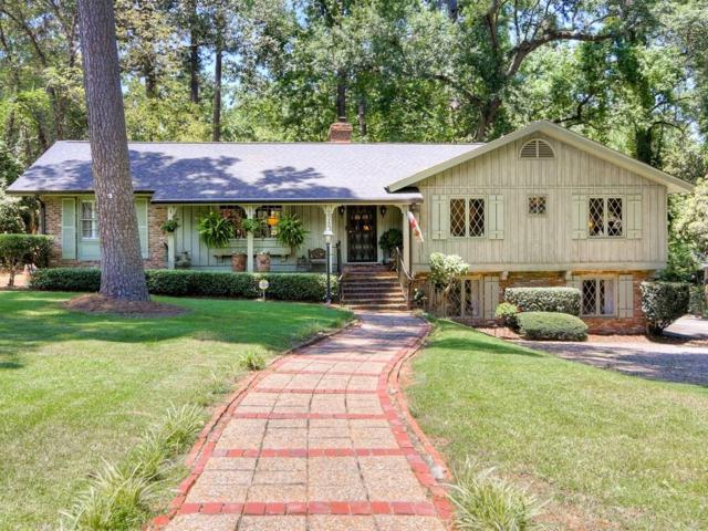 2713 Wellington Drive, Augusta, GA 30909 (MLS #429739) :: Shannon Rollings Real Estate