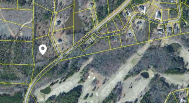 Lot 8 Estates Drive, Edgefield, SC 29824 (MLS #429905) :: Shannon Rollings Real Estate