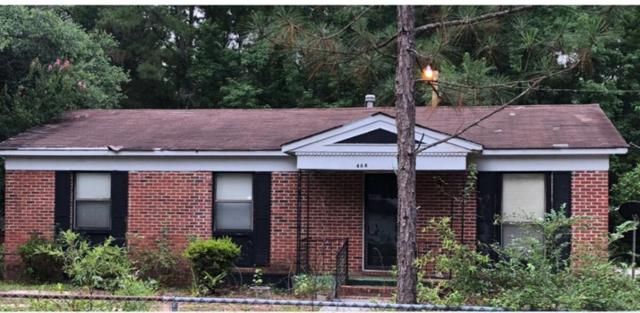 468 Perry Street, Allendale, SC 29810 (MLS #430204) :: RE/MAX River Realty