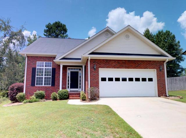 601 Ventana Drive, Evans, GA 30809 (MLS #430430) :: Shannon Rollings Real Estate