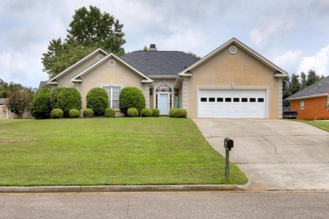 1162 Oakton Trail, Evans, GA 30809 (MLS #430728) :: Shannon Rollings Real Estate