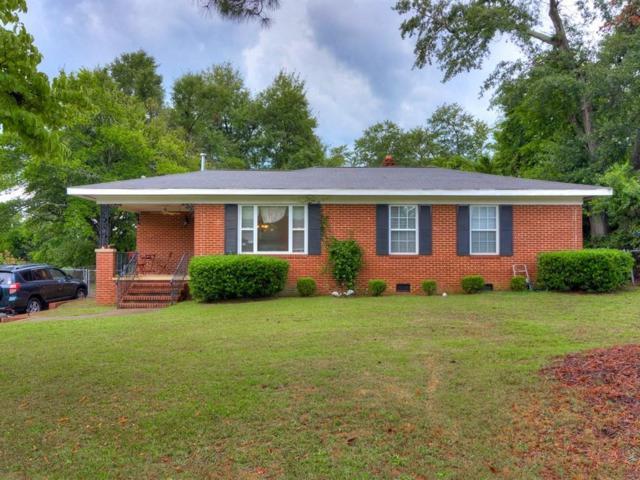 1751 Wycliffe Street, Augusta, GA 30904 (MLS #430957) :: Shannon Rollings Real Estate