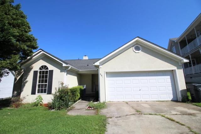 591 Blue Ridge Crossing, Evans, GA 30809 (MLS #431021) :: Shannon Rollings Real Estate