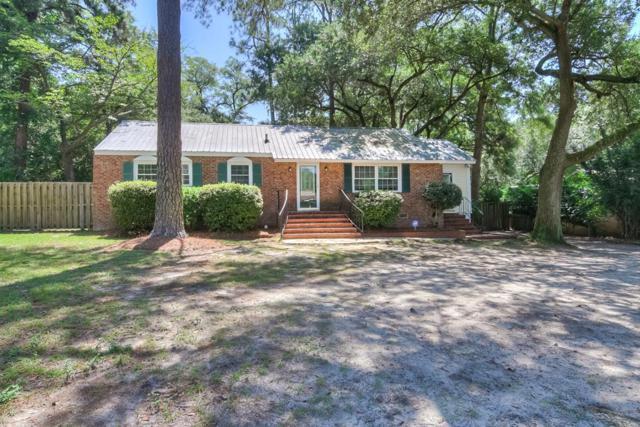820 Rutledge Road, Aiken, SC 29801 (MLS #431026) :: Melton Realty Partners