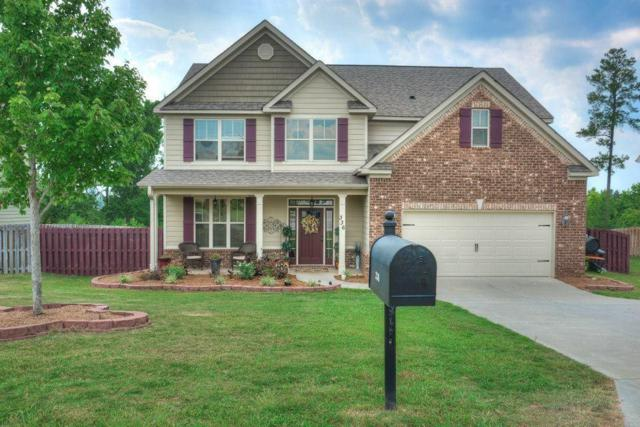 336 Amersham Way, Evans, GA 30809 (MLS #431072) :: Shannon Rollings Real Estate