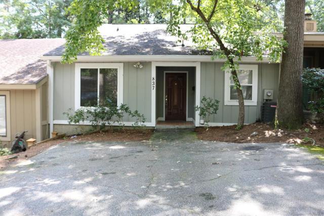 837 Wimbledon Drive, Augusta, GA 30909 (MLS #431135) :: Shannon Rollings Real Estate