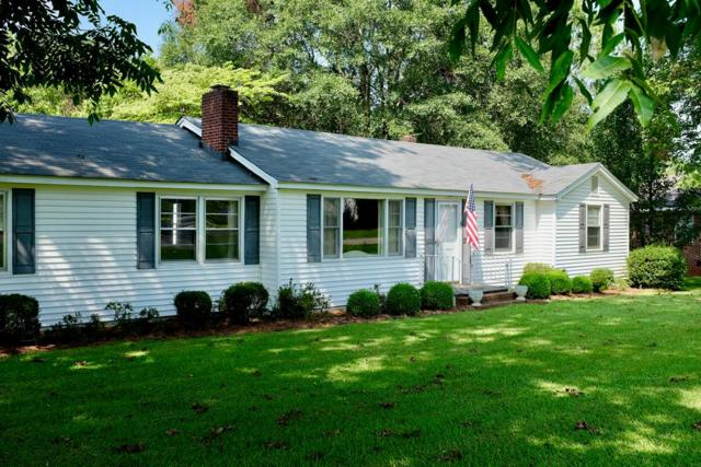 519 Bausket Street, Edgefield, SC 29824 (MLS #431450) :: Young & Partners