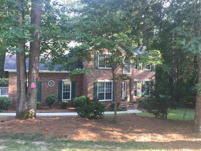 4128 Rivermont Drive, Evans, GA 30809 (MLS #431629) :: Young & Partners