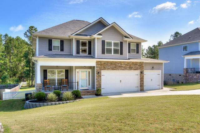 5029 Trickling Creek Drive, Graniteville, SC 29829 (MLS #431635) :: Melton Realty Partners