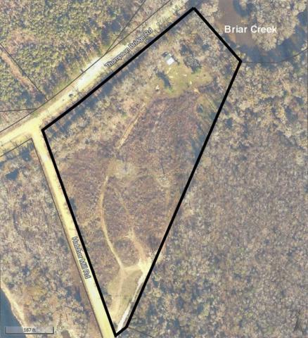 120 Hatcher Mill Road, Waynesboro, GA 30830 (MLS #431939) :: RE/MAX River Realty