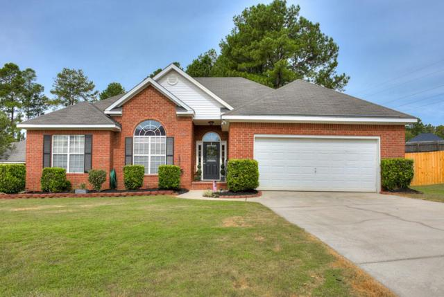 5763 Carriage Hills Drive, Martinez, GA 30907 (MLS #432047) :: Young & Partners
