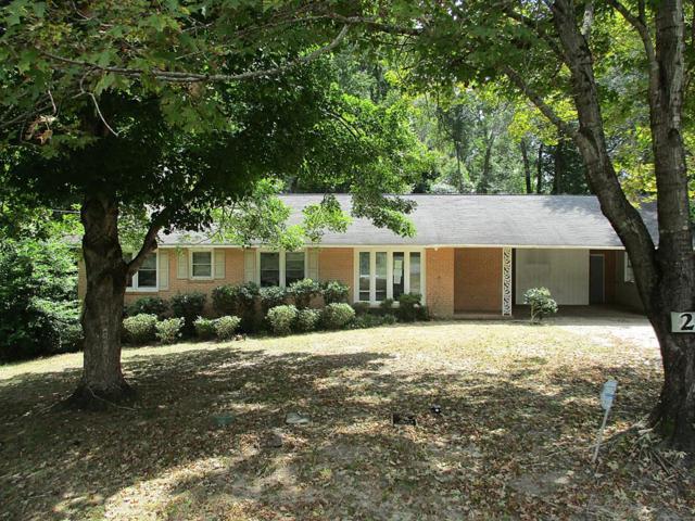 215 Dogwood Drive, Waynesboro, GA 30830 (MLS #432154) :: Young & Partners