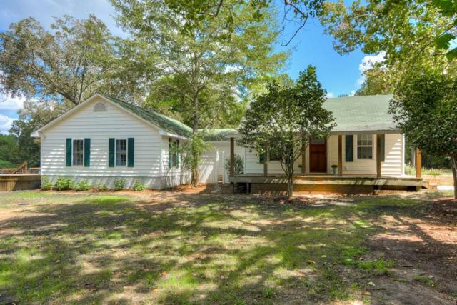 43 Grindiddy's Farm Road, Aiken, SC 29801 (MLS #432210) :: Melton Realty Partners