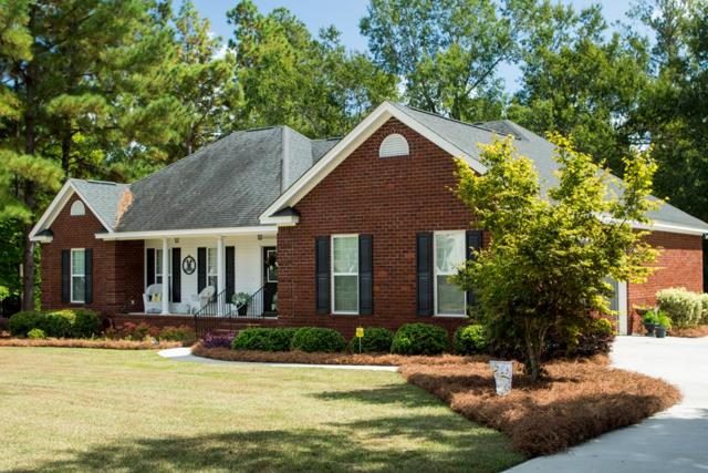 207 Shady Oak Lane, Waynesboro, GA 30830 (MLS #432261) :: Shannon Rollings Real Estate