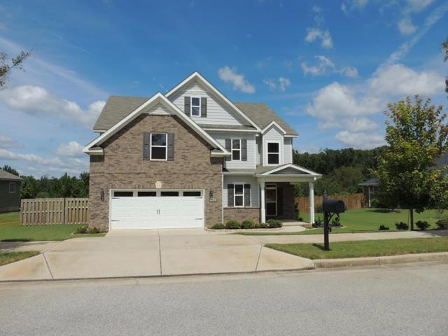 134 Claridge Street, North Augusta, SC 29860 (MLS #432369) :: Melton Realty Partners