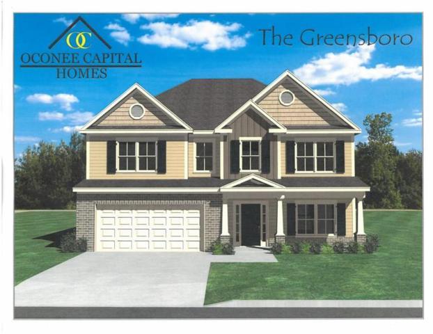 745 Houston Lake Drive, Evans, GA 30809 (MLS #432390) :: Melton Realty Partners