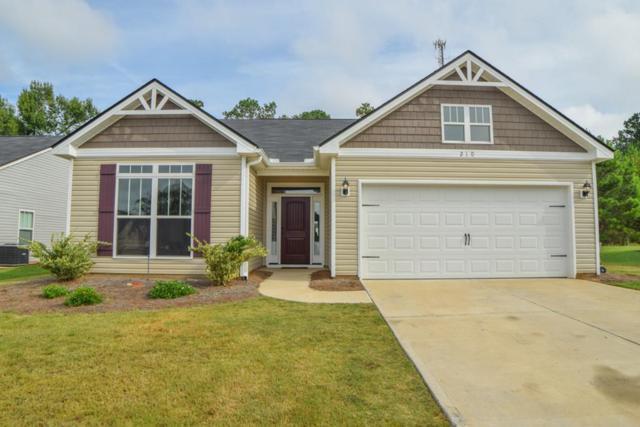 210 Kemper Downs Drive, Aiken, SC 29803 (MLS #432495) :: Melton Realty Partners