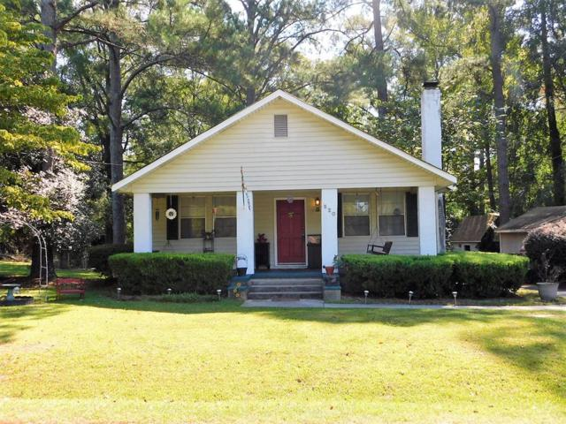 520 Central Road, Thomson, GA 30824 (MLS #432594) :: Shannon Rollings Real Estate