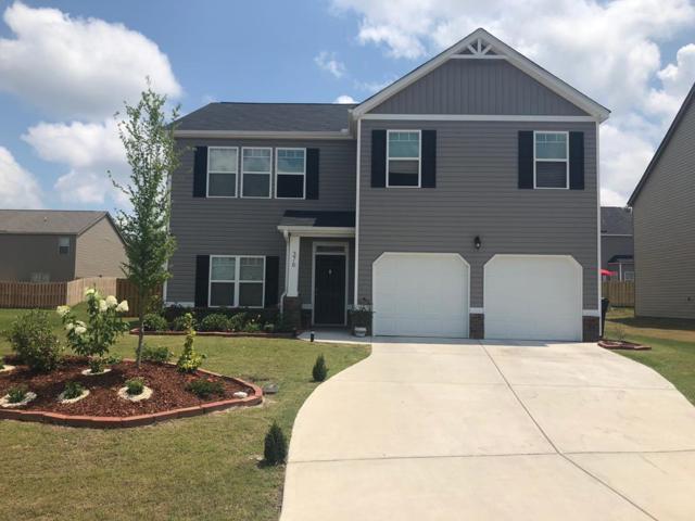1039 Sims Drive, Augusta, GA 30909 (MLS #432727) :: Greg Oldham Homes