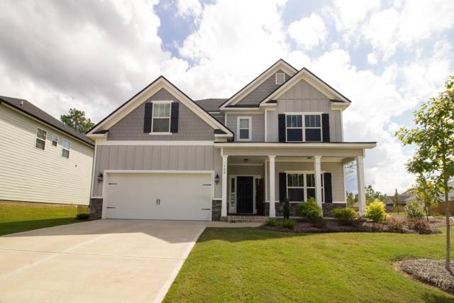 708 Tree Top Trail, Evans, GA 30809 (MLS #432939) :: Greg Oldham Homes