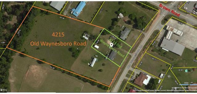 4213 Old Waynesboro Road, Hephzibah, GA 30815 (MLS #432951) :: RE/MAX River Realty