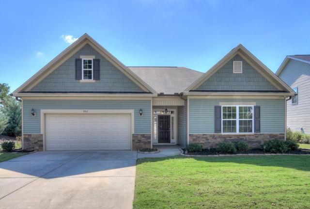 802 Williford Run Drive, Grovetown, GA 30813 (MLS #433122) :: Southeastern Residential