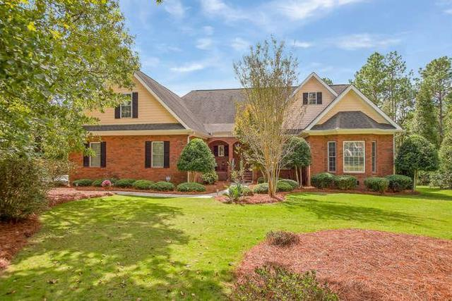208 Steeple Ridge Road, Aiken, SC 29803 (MLS #433165) :: Shannon Rollings Real Estate