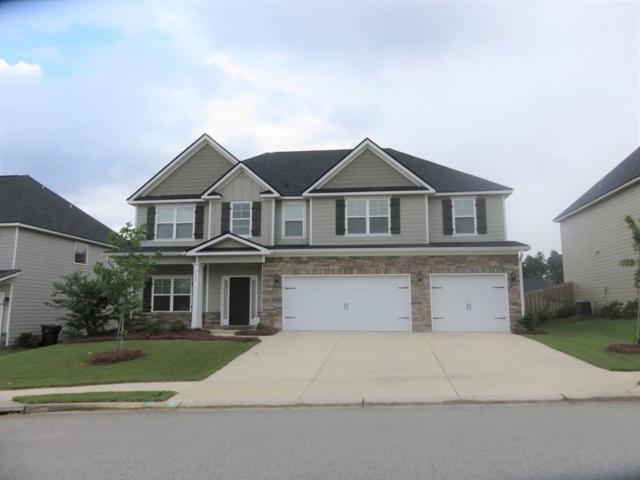115 Wiley Drive, Grovetown, GA 30813 (MLS #433171) :: RE/MAX River Realty