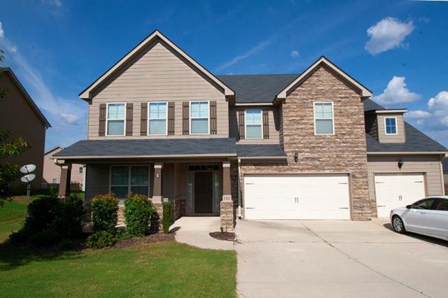 705 Erika Lane, Grovetown, GA 30813 (MLS #433230) :: Melton Realty Partners