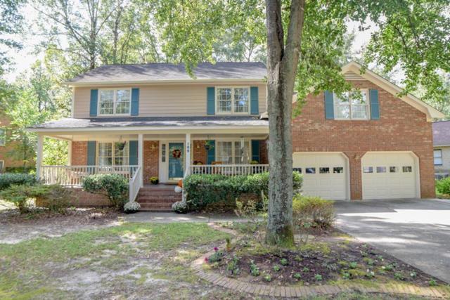 109 Woodbridge Drive, Aiken, SC 29801 (MLS #433552) :: Shannon Rollings Real Estate