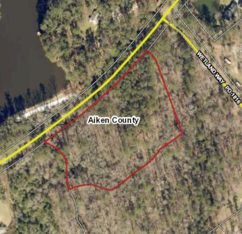 0 Ascaqua Lake Road, North Augusta, SC 29841 (MLS #433914) :: Young & Partners