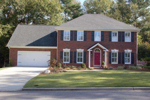 201 Springwood Court, North Augusta, SC 29841 (MLS #434016) :: Shannon Rollings Real Estate