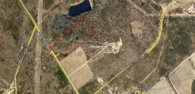 16 AC Snipes Pond Road, Aiken, SC 29805 (MLS #434100) :: Shannon Rollings Real Estate