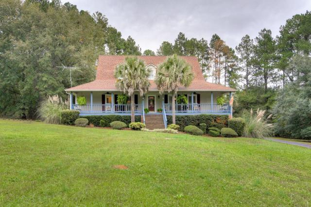1437 Mccreight Road, Ridge Spring, SC 29129 (MLS #434218) :: Young & Partners