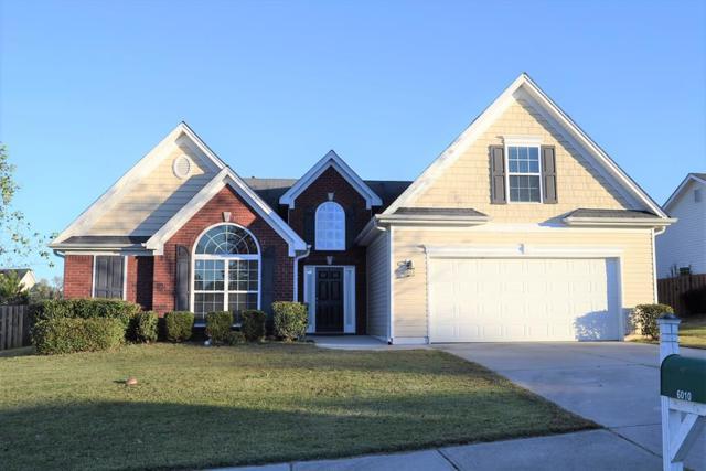 6010 Great Glen Drive, Grovetown, GA 30813 (MLS #434266) :: Greg Oldham Homes