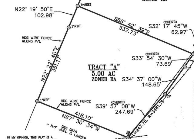 Tract A Knob Hill Farm Road, Evans, GA 30809 (MLS #434314) :: Young & Partners