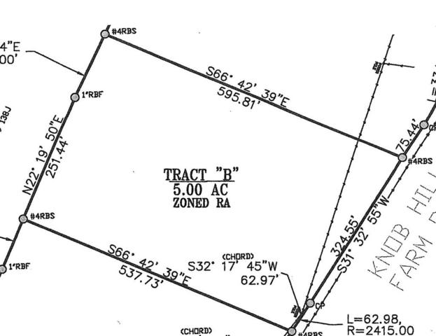 Tract B Knob Hill Farm Road, Evans, GA 30809 (MLS #434315) :: Young & Partners