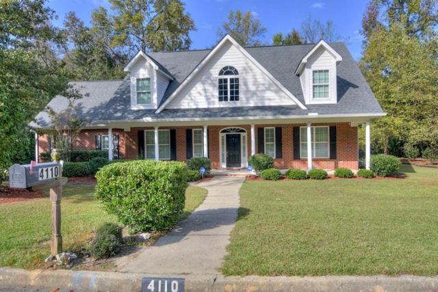 4110 Knollcrest Circle N, Martinez, GA 30907 (MLS #434345) :: Shannon Rollings Real Estate