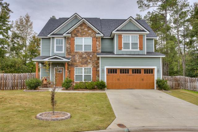 554 Salterton Way, Martinez, GA 30907 (MLS #434369) :: Greg Oldham Homes
