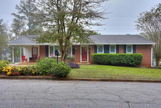 2625 Springwood Drive, Augusta, GA 30904 (MLS #434393) :: Shannon Rollings Real Estate