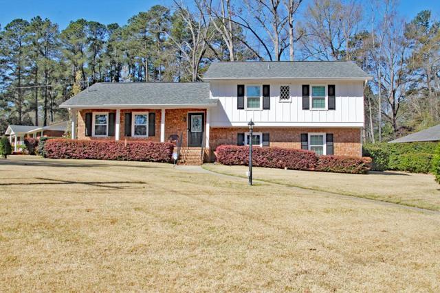 3601 Nassau Drive, Augusta, GA 30909 (MLS #434421) :: RE/MAX River Realty