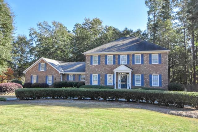 210 Oakhurst Drive, North Augusta, SC 29860 (MLS #434424) :: RE/MAX River Realty