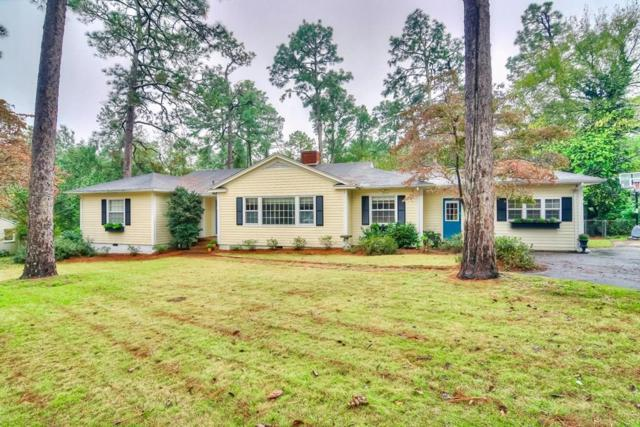 705 Laurel Drive, Aiken, SC 29801 (MLS #434432) :: Greg Oldham Homes