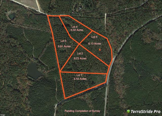 1979 Sweetwater Road, Edgefield County, SC 29824 (MLS #434550) :: Young & Partners
