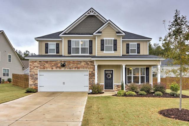 207 Edenbridge Way, Evans, GA 30809 (MLS #434569) :: REMAX Reinvented | Natalie Poteete Team