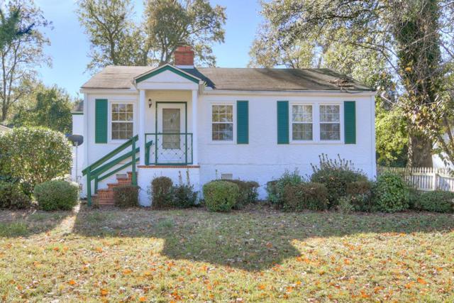 2614 Hazel Street, Augusta, GA 30904 (MLS #434861) :: Young & Partners