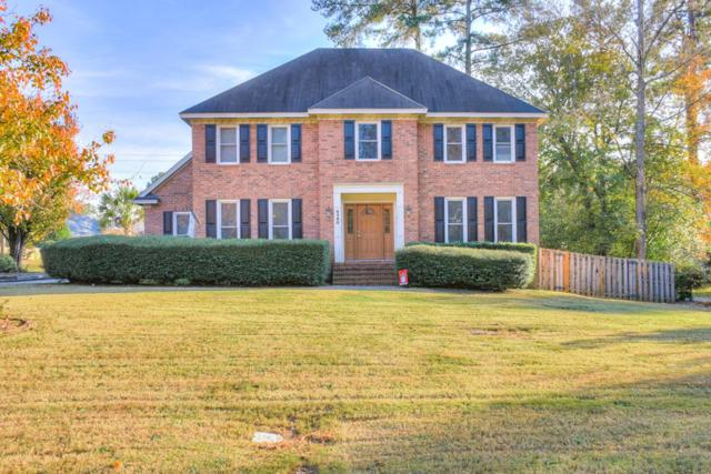 4143 Knollcrest Circle N, Martinez, GA 30907 (MLS #434963) :: Young & Partners