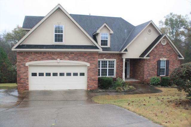 712 Harrison Drive, Evans, GA 30809 (MLS #434973) :: Shannon Rollings Real Estate