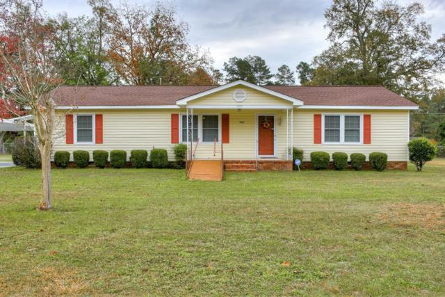 1022 Washington Drive, Aiken, SC 29803 (MLS #434974) :: Shannon Rollings Real Estate